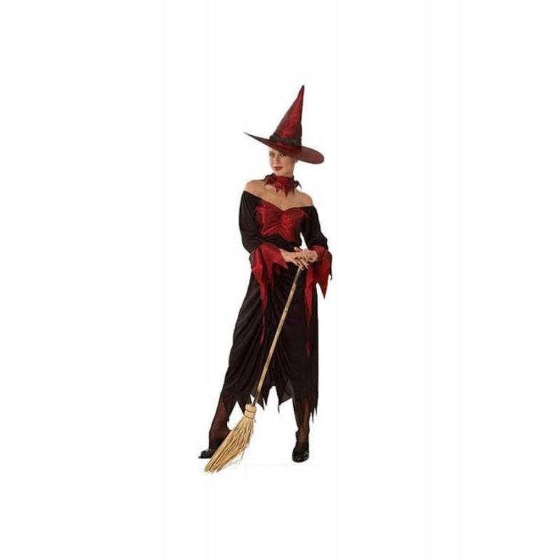 Čarodějka červená S/M