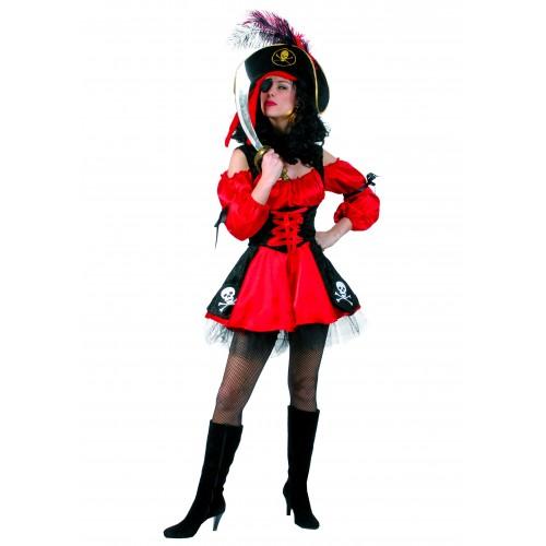 Sexy pirátka M