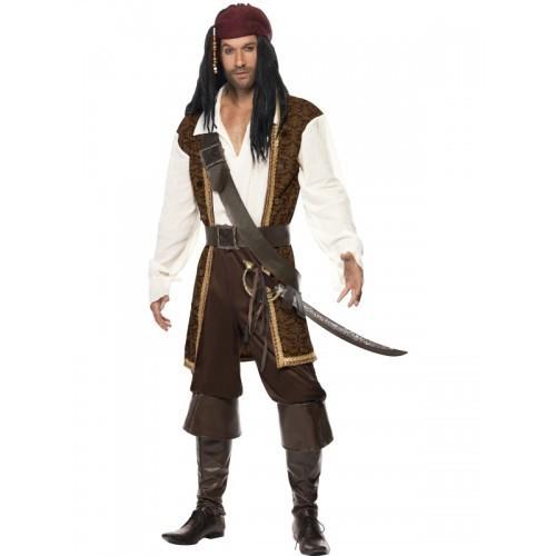 Pirát hnědý M