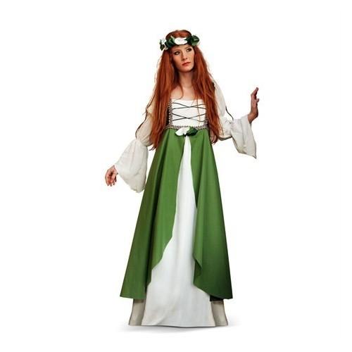 Lady zelená M