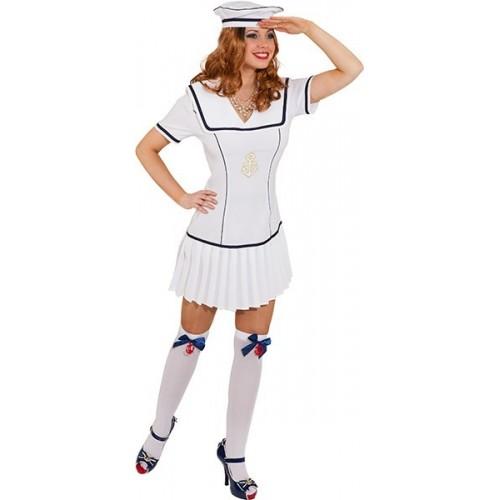 Námořnice bílá S