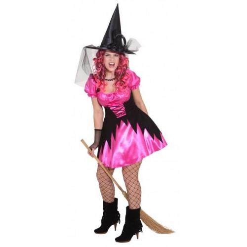 Čarodějka růžová M