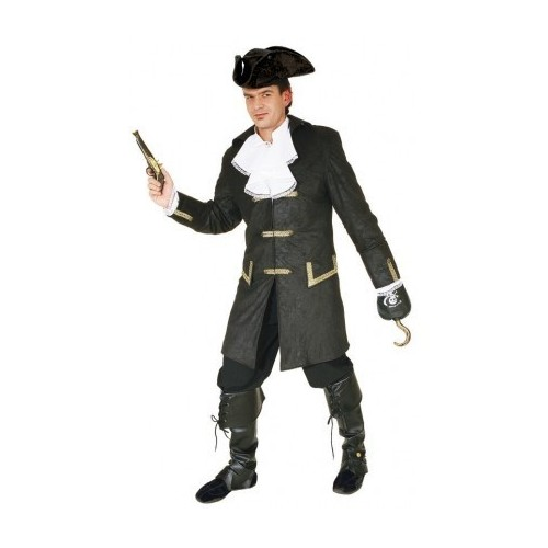 Pirát černý M/L