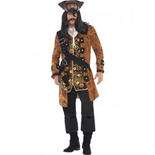 Pirát hnědý L