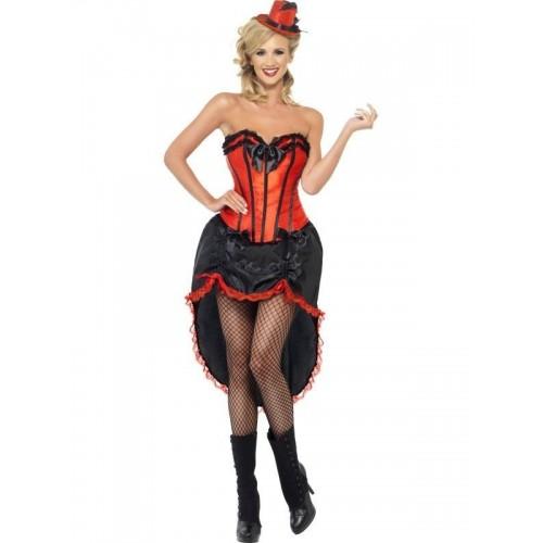 Burlesque tanečnice S