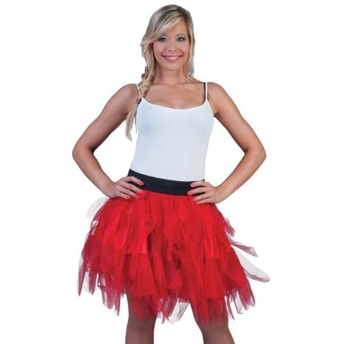 Tutu sukně červená S/M