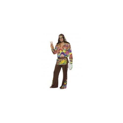 Hippie muž 70.léta M