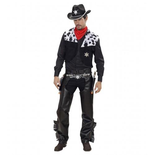 Cowboy černý M