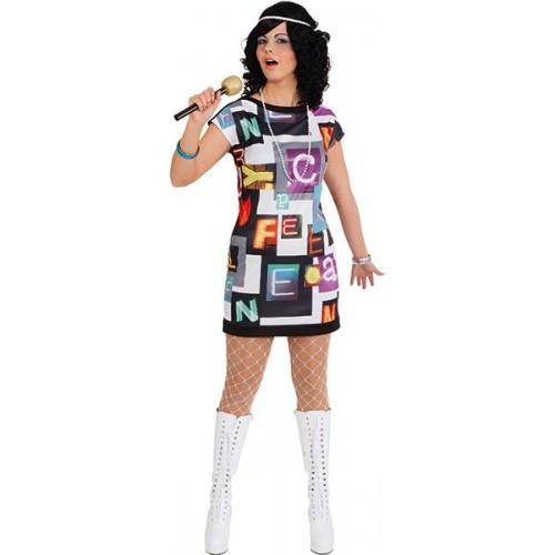 Retro šaty M