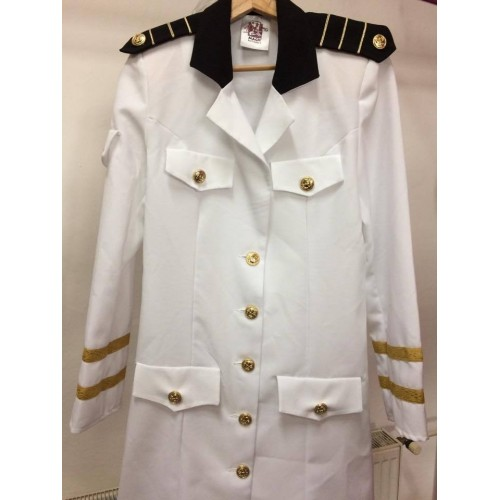 Námořní kapitánka M