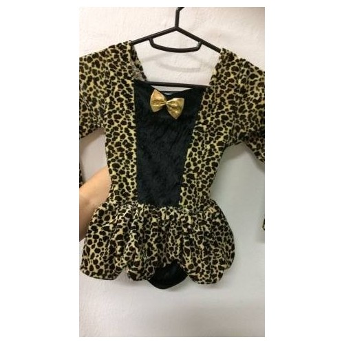 Leopardí šatičky