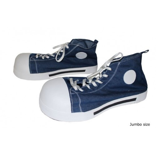 Boty klaun modré