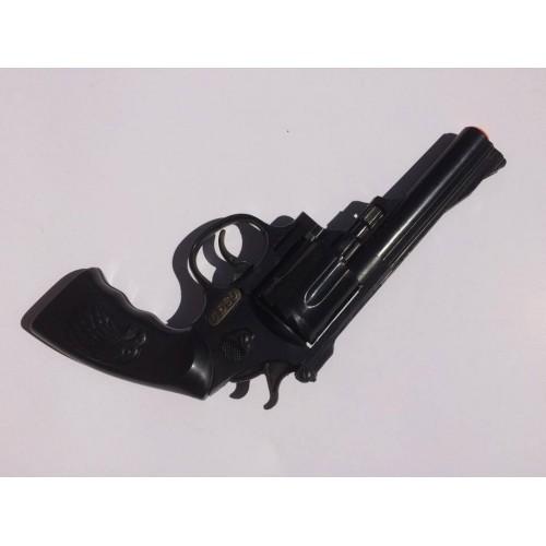 Pistol černá náboje
