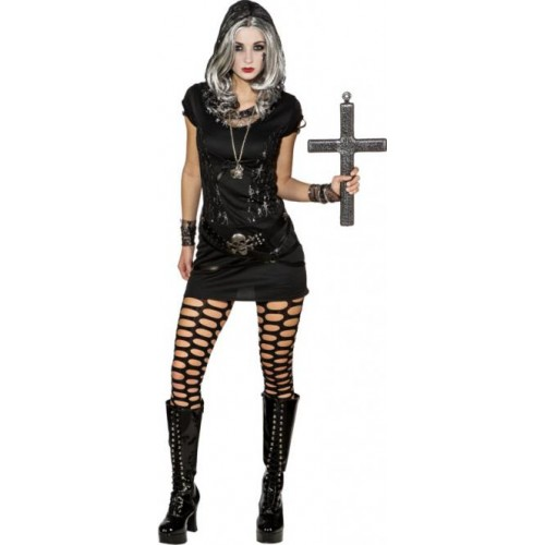Halloween šaty M